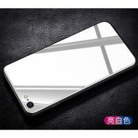 全包边苹果7个性创意手机壳iphone6plus全包防摔6s玻璃镜面男款8