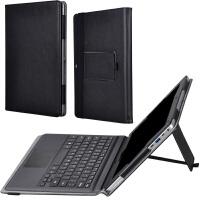 台电x5 pro保护套二合一Tbook12s 12.2英寸平板电脑保护皮套 经典荔枝纹黑色