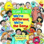 【预订】We're Different, We're the Same (Sesame Street) 9780679