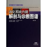 消化系统内镜解剖与诊断图谱(第2版)(精)/普通外科图像解剖