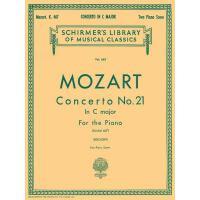 【预订】Mozart: Concerto No. 21 in C Major for the Piano: Koche