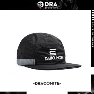 DRACONITE x DABOUNCE嘻哈街头透气帽子潮遮阳平檐棒球帽男16199
