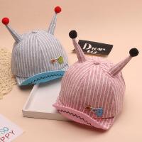 宝宝帽子春秋鸭舌帽6-12个月男女小孩棒球帽软沿遮阳帽薄款婴儿帽