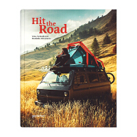 现货包邮 Hit the Road: Vans, Nomads and Roadside Adventures 上路: