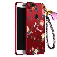 努比亚z18mini手机壳 努比亚 Z18MINI保护套 小牛9 手机套 保护壳 个性创意挂绳全包硅胶防摔彩绘软壳