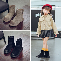 女童冬季学生儿童宝宝雪地冬女鞋子