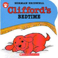Clifford's Bedtime大红狗-该睡觉了!