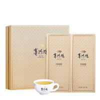 八马茶叶 安溪铁观音 赛珍珠1000浓香型特级铁观音 礼盒装150克