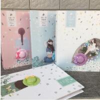辰阳16K同学录小学生清新毕业纪念册可爱女孩留念册女创意活页