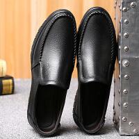 承发 商务休闲套脚工作上班男鞋皮鞋男士 36274