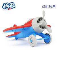 耐摔滑行超大号飞机玩具模型 优质环保厚实材料.