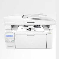 惠普/HP M132SNW 黑白激光打印机一体机无线WiFi三合一连续扫描复印A4