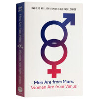 男人来自火星 女人来自金星 英文原版 Men Are from Mars Women Are from Venus 两性