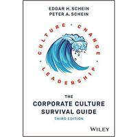 【预订】The Corporate Culture Survival Guide 3E 9781119212287