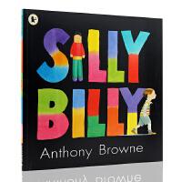 进口英文原版 Silly Billy 安东尼布朗 Anthony Browne
