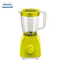 飞利浦(PHILIPS)料理机 家用多功能型搅拌榨汁机可做果汁 HR2100/40