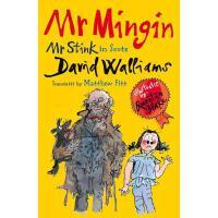 【预订】MR Mingin: MR Stink in Scots