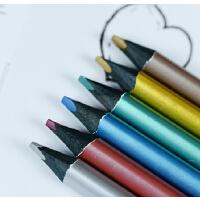 马可MARCO 金属油漆三角彩铅送笔刨 �\木彩色铅笔套装 5402