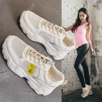 女鞋夏季2019新款鞋百搭透气网布鞋女跑步鞋女学生小白鞋子女韩版潮流运动女鞋百搭板鞋女鞋
