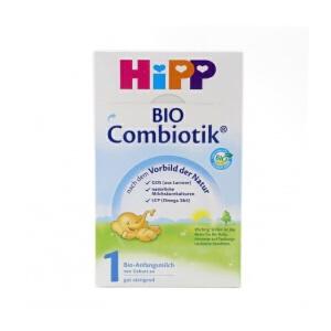【当当海外购】德国HiPP BIO喜宝益生菌 婴幼儿奶粉1段 (3-6个月宝宝)600g