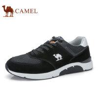 camel骆驼男鞋 新品低帮鞋时尚运动百搭 休闲透气运动鞋