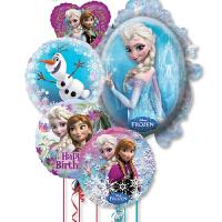 孩派 Anagram 生日派对场地装饰 冰雪奇缘 雪宝 铝箔气球/个