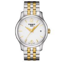 天梭TISSOT-T-CLASSIC 经典俊雅系列 T063.210.22.037.00 石英女士手表