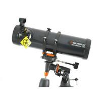 星特朗130EQ 130/650牛顿反射大口径天文望远镜 观看深空 星云团摄影天文望远镜
