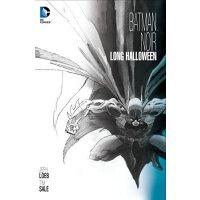 Batman Noir: The Long Halloween 蝙蝠侠:漫长的万圣节【英文原版】