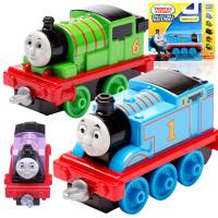 费雪托马斯小火车头玩具套装托马斯和朋友儿童合金火车玩具车