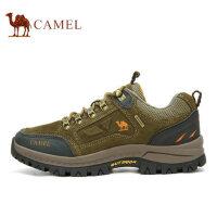 camel 骆驼户外运动登山鞋男女旅游鞋户外鞋防滑越野徒步鞋