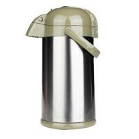 清水气压式家用保温瓶开水壶玻璃内胆不锈钢外壳暖壶