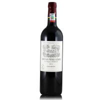 拉菲岩石古堡干红葡萄酒 法国皮亚尔梅多克原装原瓶进口红酒 750ml