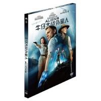 正版电影DVD 牛仔大战外星人 盒装DVD9 含DTS 牛仔和外星人