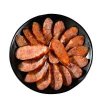 �Q�N�x麻辣香肠500g袋 四川特产 烟熏腊肉腊肠香肠 真空包装 微麻手工香肠