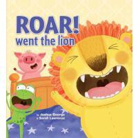 【预订】Roar! Went the Lion