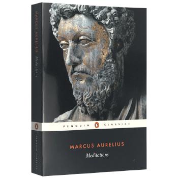 正版现货 沉思录 英文原版哲学书籍 Meditations 马可奥勒留 企鹅经典 Penguin Classics 英文版进口英语书 值得每个人都反复阅读的哲学自省书