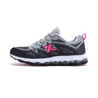特步跑鞋 男鞋秋季减震耐磨轻便网面气垫跑步鞋运动鞋男