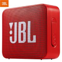 JBL GO2 红色音乐金砖二代 便携式蓝牙音箱 低音炮