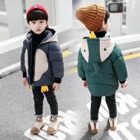 童装男童棉衣儿童冬装小孩宝宝棉袄外套