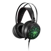 7.1声道游戏网吧耳机头戴式电脑语音带麦重低音