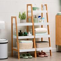 淘之良品卫生间多层置物架浴室收纳架厕所洗衣机马桶架子洗手间壁挂免打孔