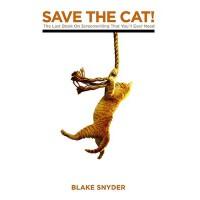 英文原版 救猫咪 电影编剧宝典 Save the Cat!: The Last Book on Screenwritin
