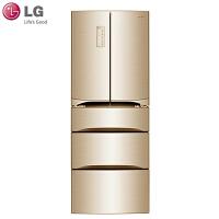 LG冰箱GR-K40PNVQ 447升多门风冷无霜变频冰箱 宽幅变温室 智能电脑控温 线性变频压缩机