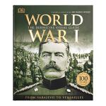 现货包邮 英文原版 World War I 第一次世界大战 决定性的视觉指南 第一人称叙述 探索关于第一次世界大战的一