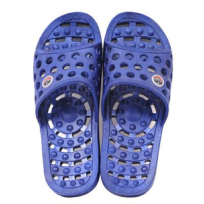 浴室漏水拖鞋男女夏季情侣居家漏洞速干洗澡用穴位按摩批发