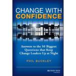 【预订】Change With Confidence 9781118556559