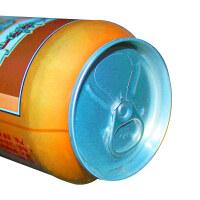 【包邮】金达莱小麦王啤酒 500ml 8°P 新旧包装更换中 整提9听