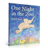 One Night in the Zoo动物园的夜晚 Judith Kerr 到了晚上,所有的游客都回家了,动物园里的