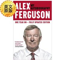 英文原版 亚历克斯・弗格森爵士:我的传记 Alex Ferguson: My Biography 英超曼联教头